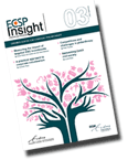 ECSP Insight magazine: managed by The English Editors