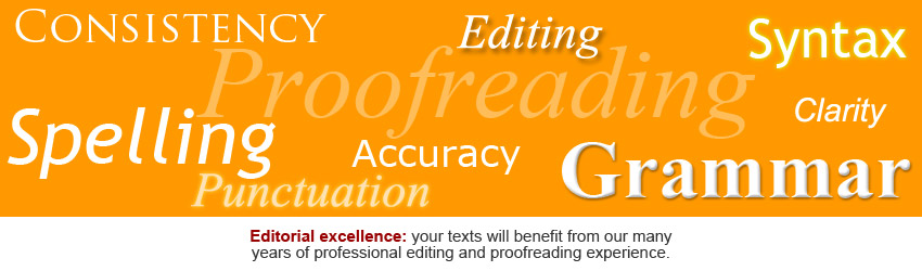 About technical english proofreading?